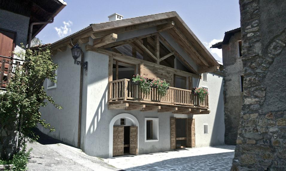 Case in vendita montagna bardonecchia melezet gruppo for Piani casa in vendita con il costo per costruire