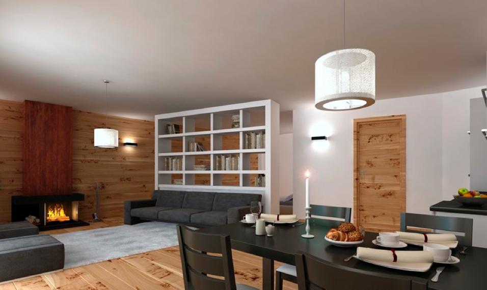 Melezet 36 appartamenti in baita