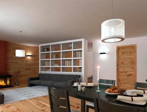 Vendita appartamento Bardonecchia Melezet. Apt. 1.